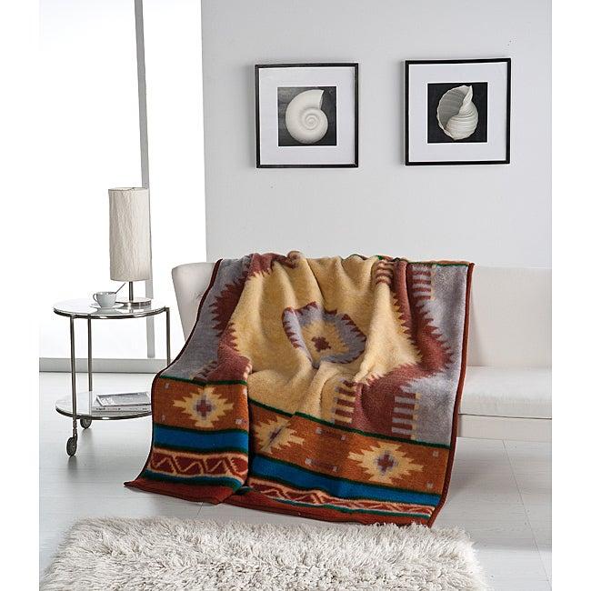 Big Ben Throw Blanket