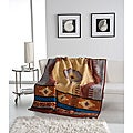 IBENA Big Ben Throw Blanket
