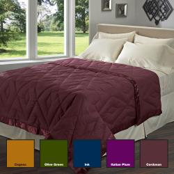 Imperial Diamond 300 Thread Count Natural Down Blanket