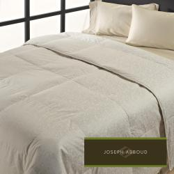 Joseph Abboud 400 Thread Count Oversized Jacquard Down Alternative Comforter