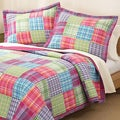 Kelsey Cotton 3-piece Quilt Set