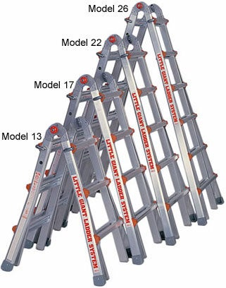 Little Giant 10103 Type IA Ladder System- Model 22