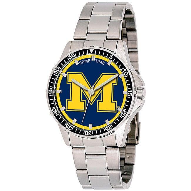 Michigan Wolverines NCAA Men's Coach Watch