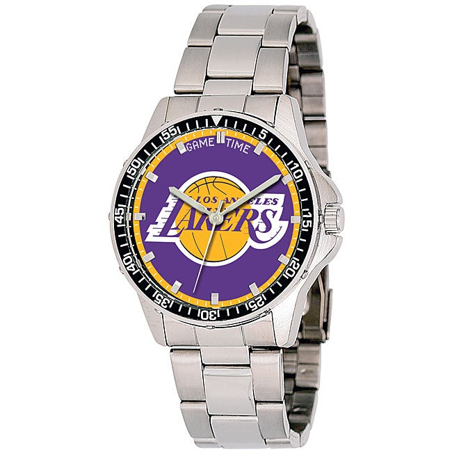 Los Angeles Lakers NBA Men's Coach Watch