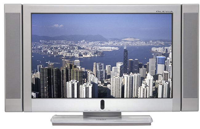 Syntax Olevia LT30HV 30-inch HD-ready LCD TV (Refurbished)