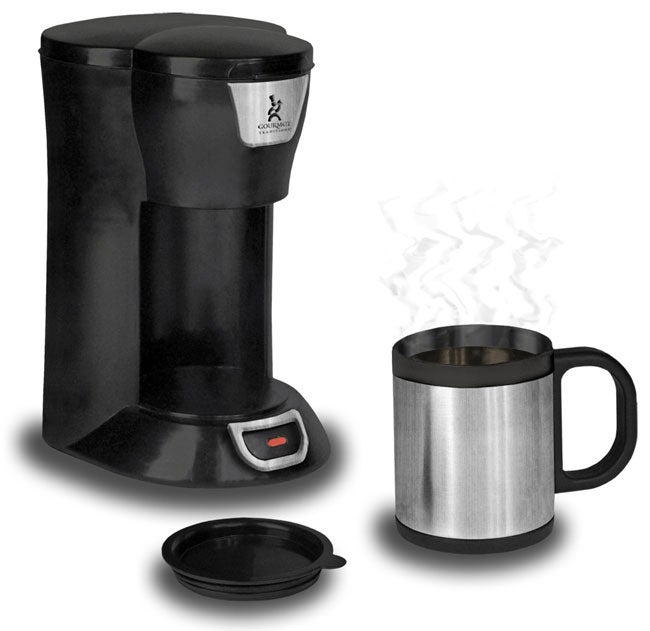 Personal 1 Cup Coffee Maker Overstock Shopping Top