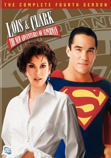 Lois & Clark: The Complete Fouth Season (DVD)