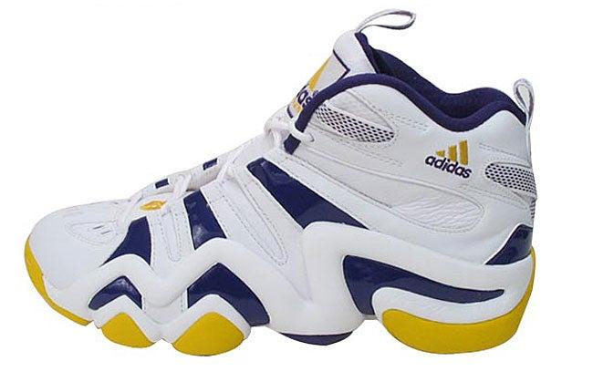 Adidas Crazy 8 Men's Basketball Shoes