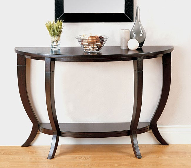 Contemporary Oval Sofa Table Overstock Shopping Great Deals On Coffee Sofa End Tables
