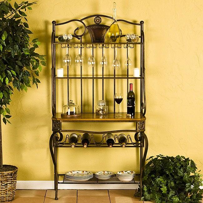 Decorative Bakers/ Wine Storage Rack