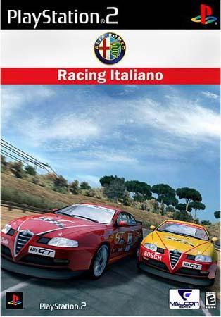 PS2 - Alfa Romeo Racing Italiano
