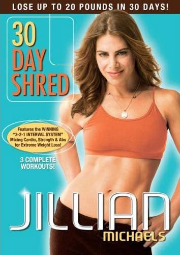 Jillian Michaels: 30 Day Shred (DVD)