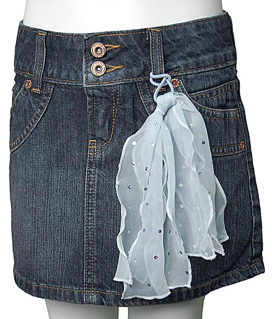 Lee Jeans Pre-teen Girls Denim Skirt