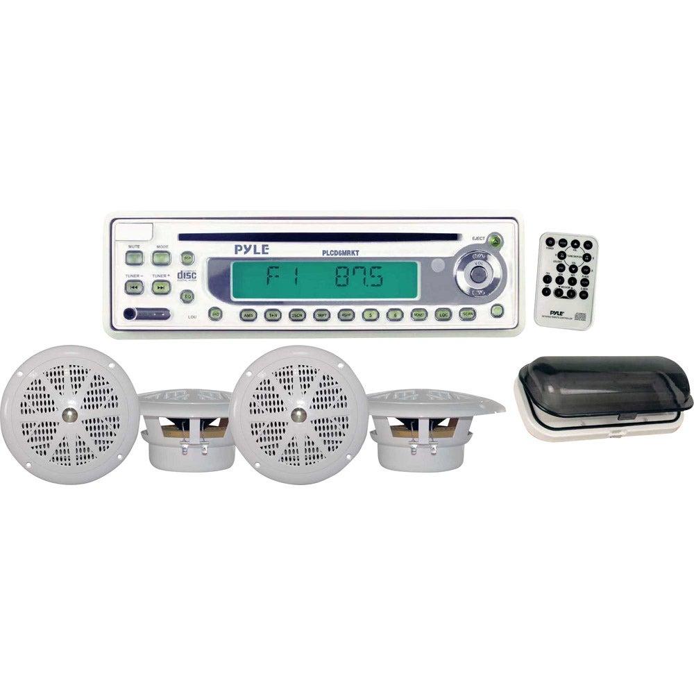 Pyle PLCD6MRKT Car Audio Player