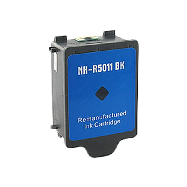 HP 14 Black Ink Cartridge (Remanufactured)
