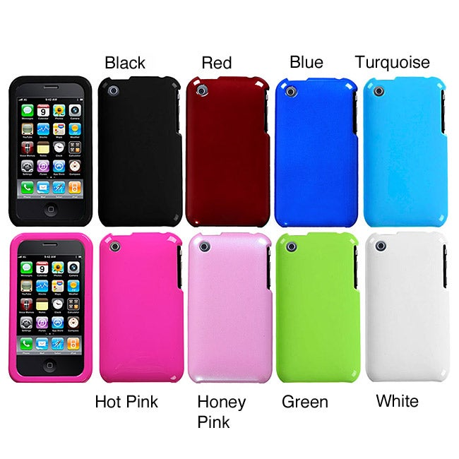 Protector Case for Apple iPhone 3G