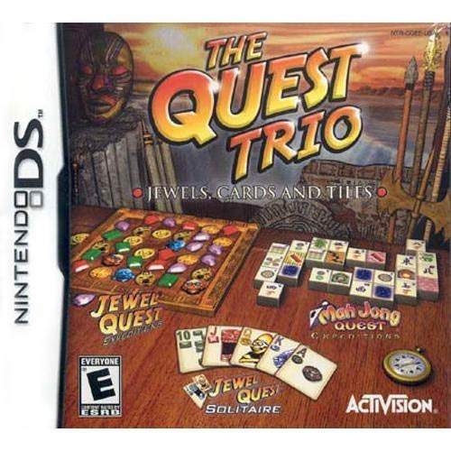 NinDS - The Quest Trio