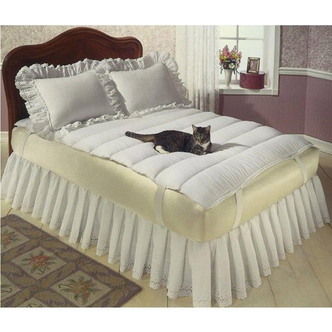 King-size Pillow Top Mattress Topper