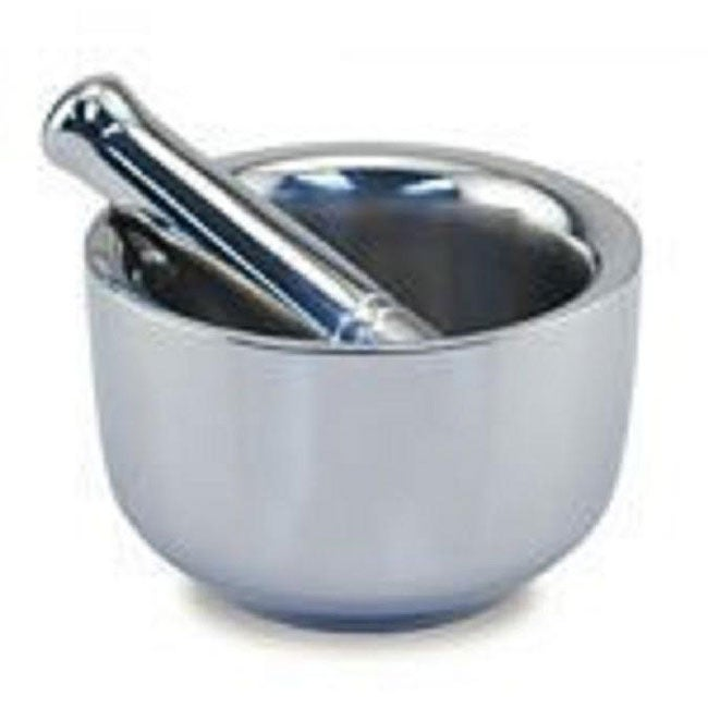 Industrial 18/10 Stainless Steel Mortar and Pestle