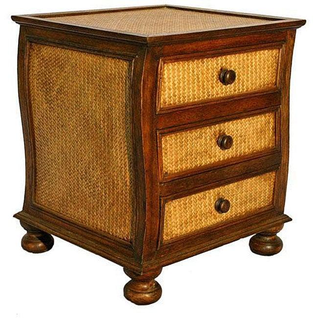 handmade nightstand