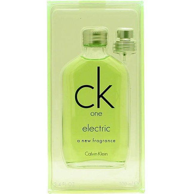 Calvin Klein 'Ck One Electric ' Men's 3.4 oz EDT Spray