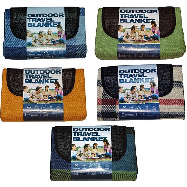Outdoor Travel Blanket