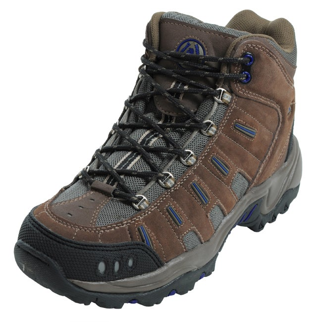 bearpaw s genuine leather hiking boots overstock