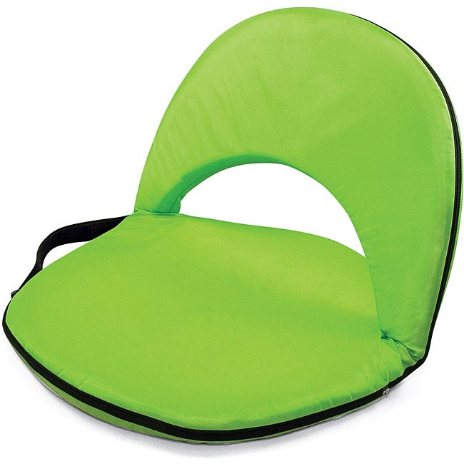 Sports and Toys by O Picnic Time Oniva Portable Lime Recreation Recliner Seat at Sears.com