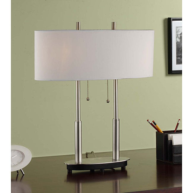 Indoor 2-light Table Lamp