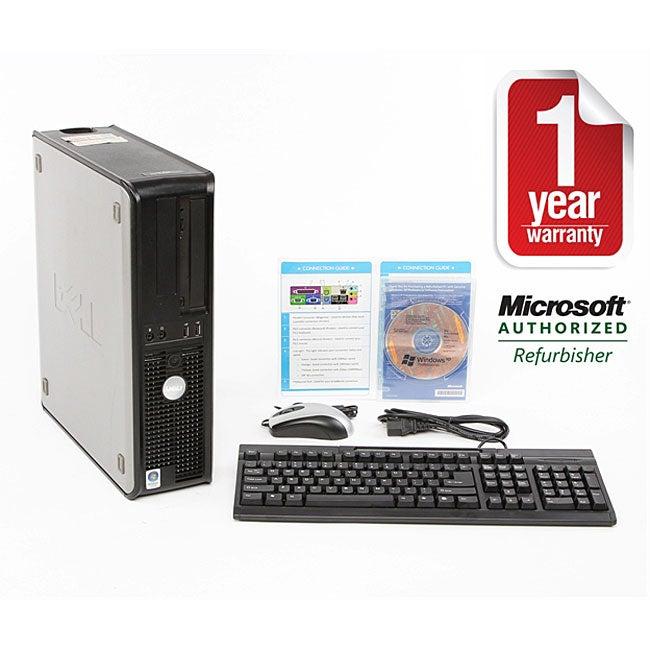Dell GX620 2.8GHz 80GB XP Desktop Computer (Refurbished)