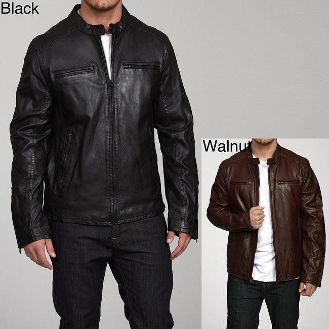 Levi's Men's Leather Jacket