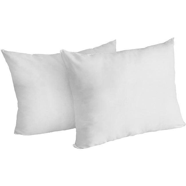 Sleepline Standard-size Deluxe Feather Pillows (Set of 2)