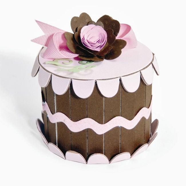 Sizzix ScoreBoards Eileen Hull Cake Box XL Die