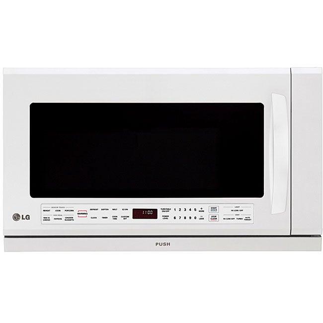 LG OTR 2.0 CF 1100W Microwave White