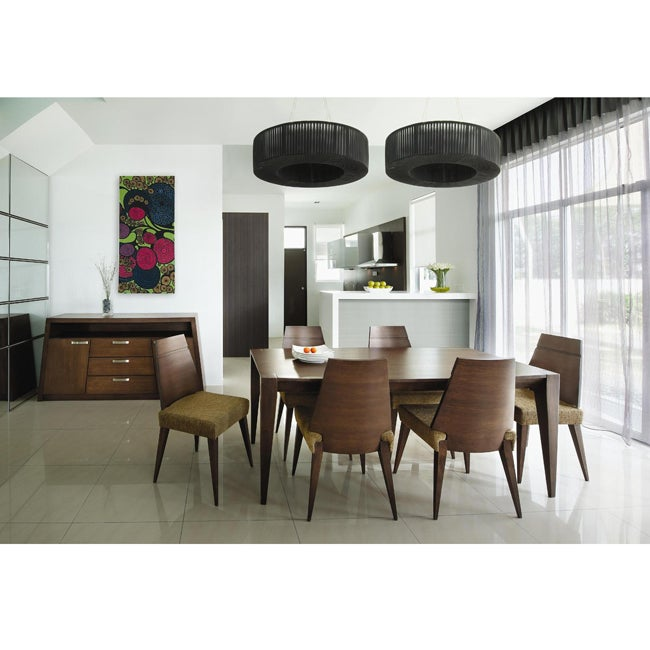 Savannah Wenger 7 Piece Dining Set Overstock Shopping Big Discounts On Dining Sets