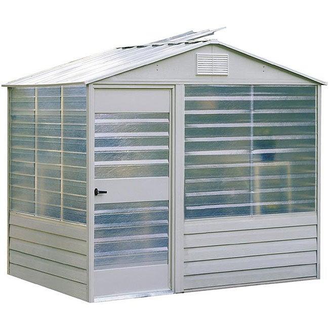 Arrow Sheds Greenhouse (8' x 6')