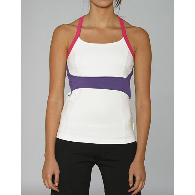 Pure Lime Women's Fitted Cami Top