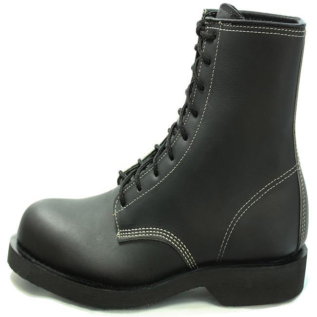 Iron Age Men's Leather Steel Toe EH Boots