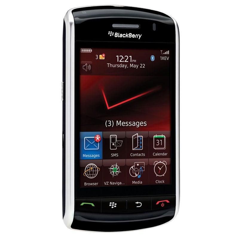 BlackBerry Storm 9500 Unlocked Black Cell Phone (Refurbished)