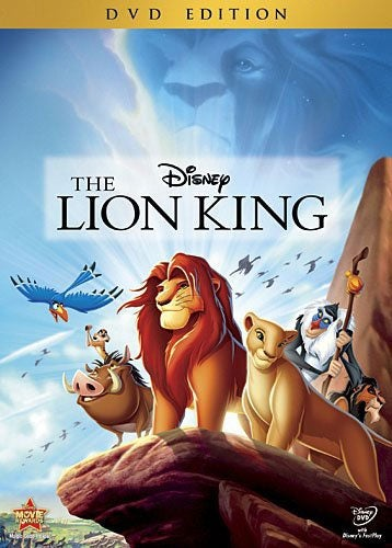 The Lion King (DVD)