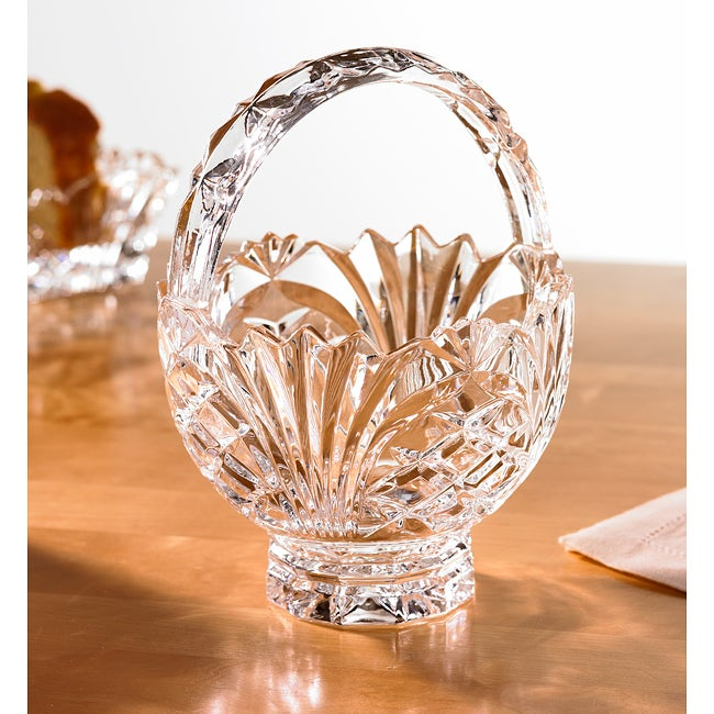 Fifth Avenue Crystal 'Wellington' Basket Candy Dish