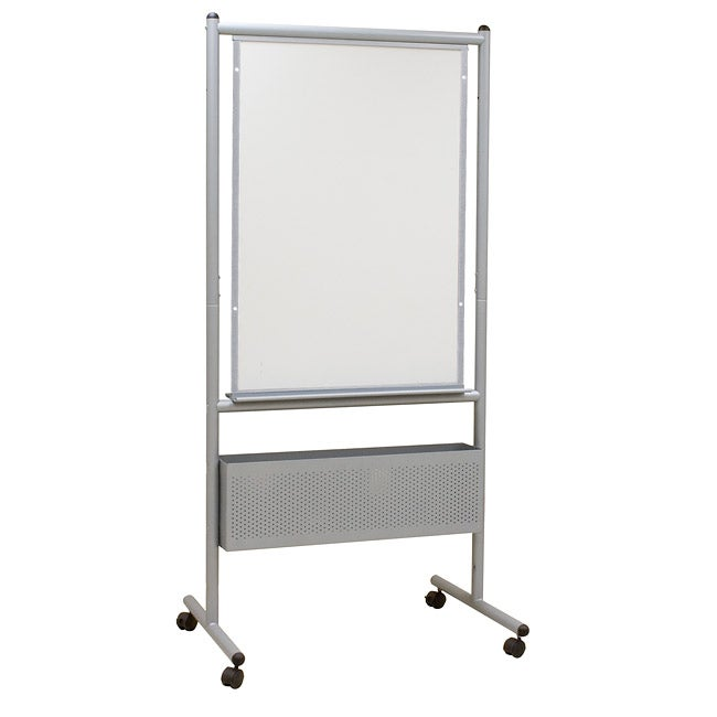 Office by O Silver Nest Easel HPL Dry Erase Board at Sears.com