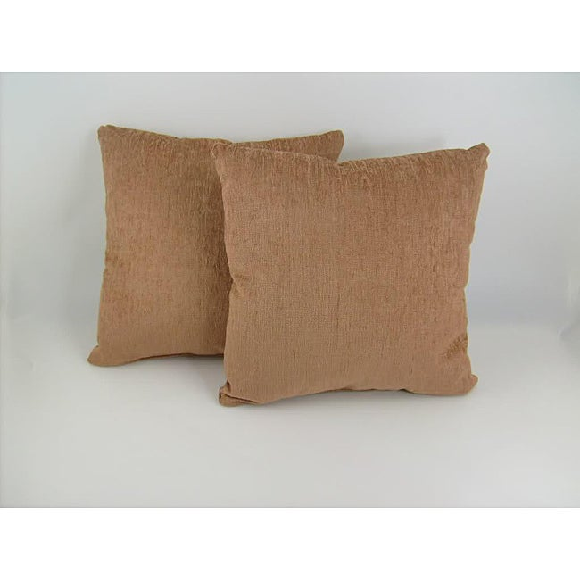 Mary 18-inch Throw Pillows (Set of 2)