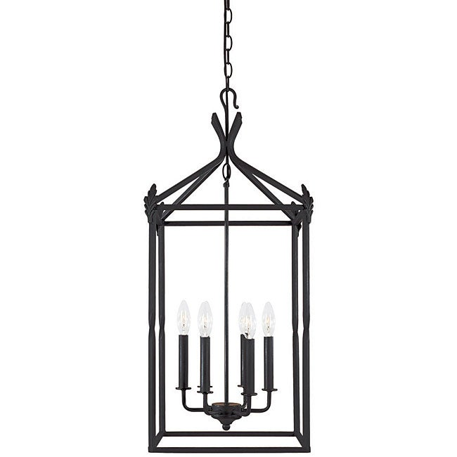 World Imports Hastings Collection 6-light Hanging Pendant