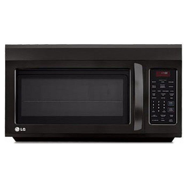 LG LMV1813SB Over-the-Range Microwave (Refurbished)