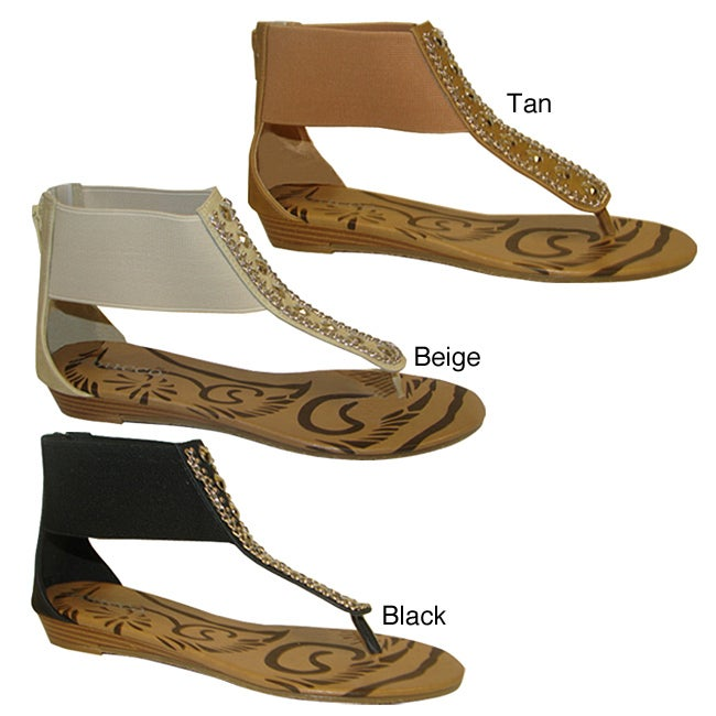 Bucco Women's Gladiator Sandals