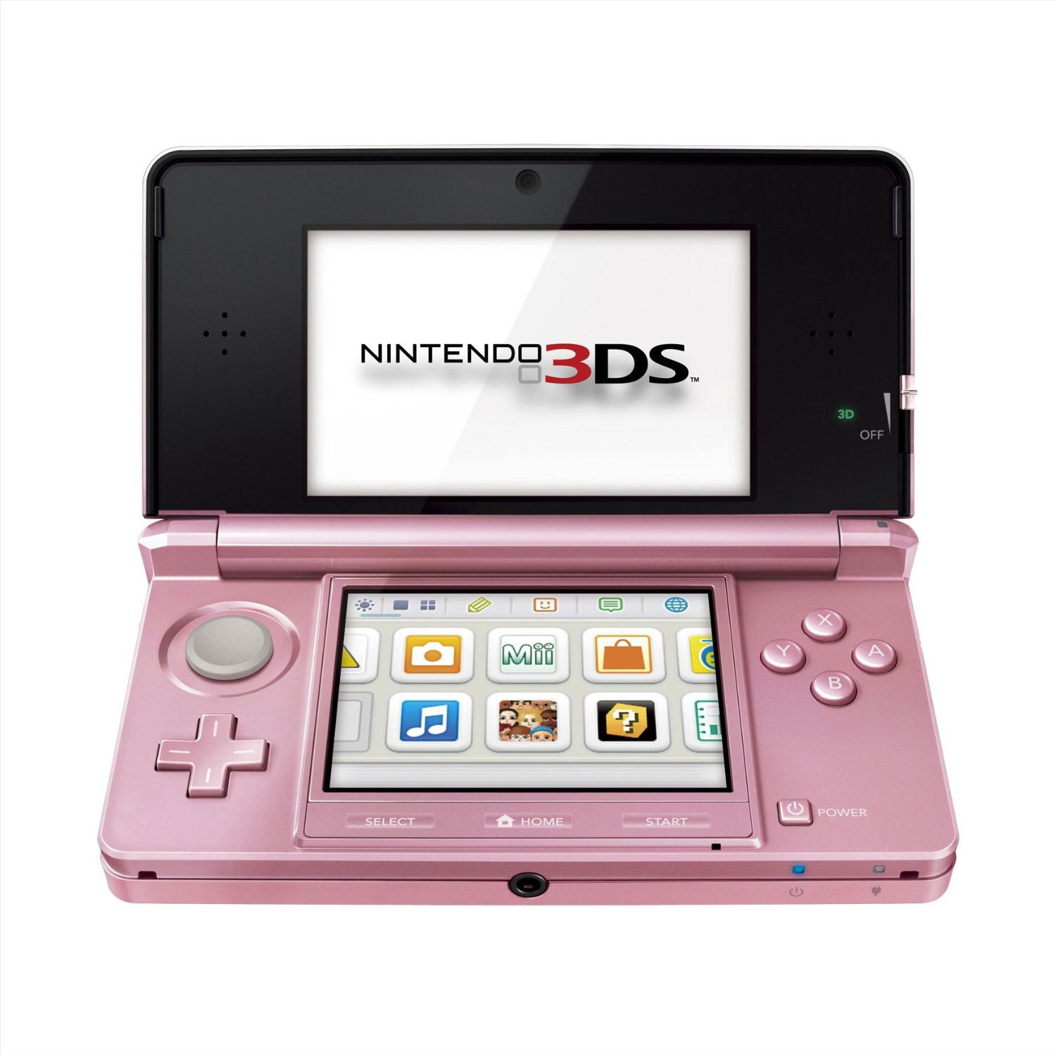 NinDS 3DS - Pearl Pink