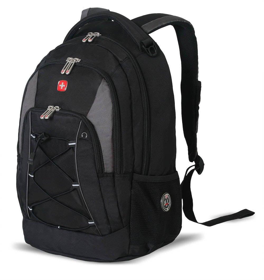 Wenger SwissGear SA1186 17-inch Bungee Backpack