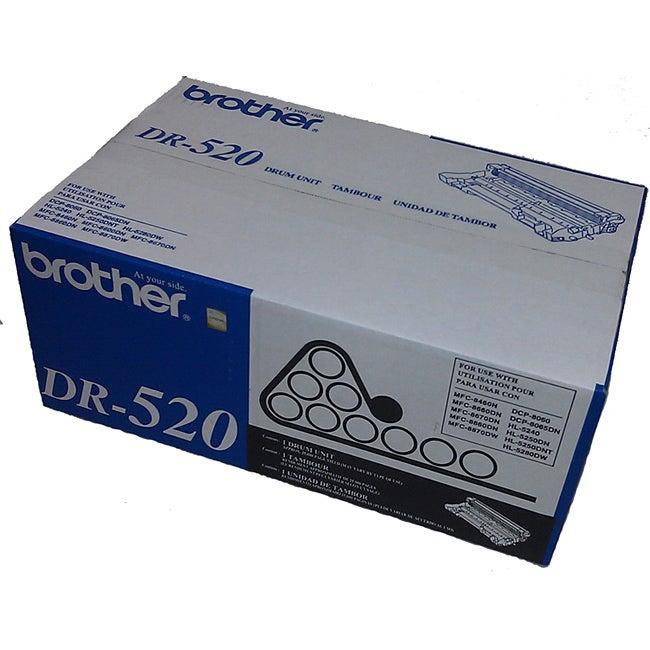 Brother DR520 Black Drum
