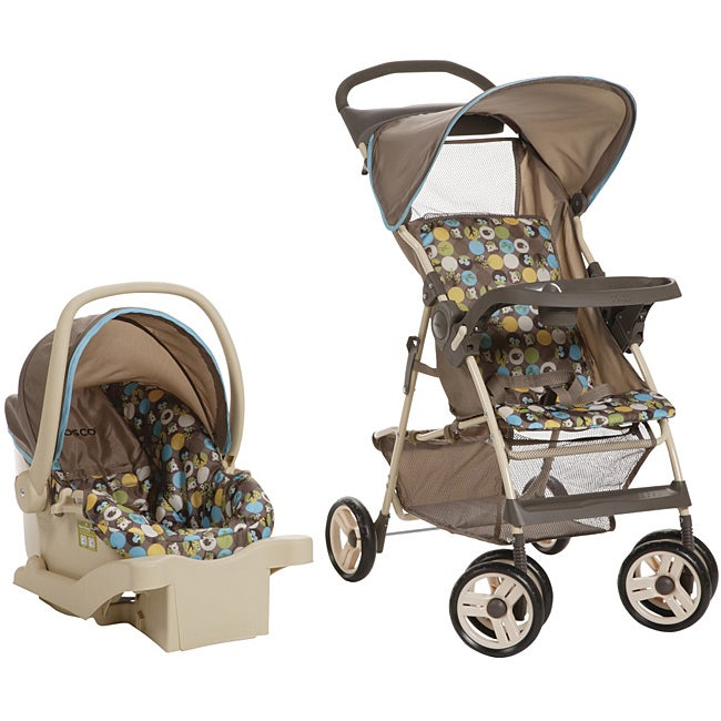 Cosco Commuter Travel System in Into the Woods
